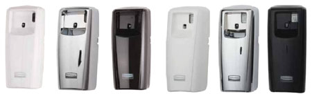 автоматические освежители воздуха rubbermaid