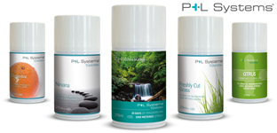 освежители воздуха P+L Systems